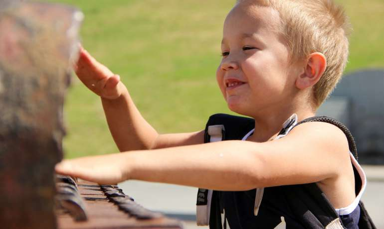 Musik ist essenziell für Kinder